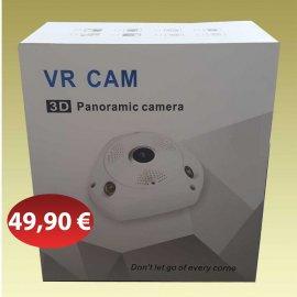 VR Camera 3D 360 μοίρες HD
