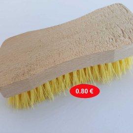 Βουρτσάκι πλησύματος ξύλινο 20 εκ. Κ.200901